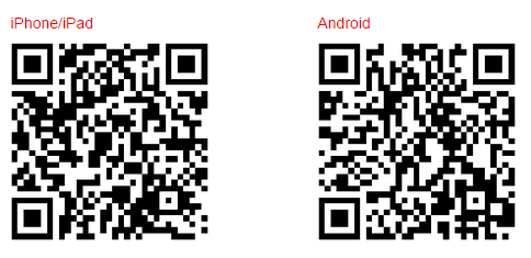 Android / iOS QR Code