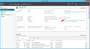 Server 2012 Enhanced Security Configuration