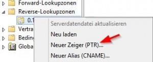 PTR-Zeiger