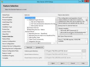 Microsoft SQL Server 2014