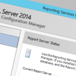 Microsoft SQL Server 2014 SSRS Instanzen