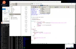 Bash on Windows Unity