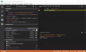 VisualStudioCode_Debugging