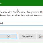 Outlook Limit für OST und PST-Dateien aufheben
