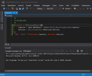 Visual Studio Debugger