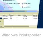 Windows Print Spooler