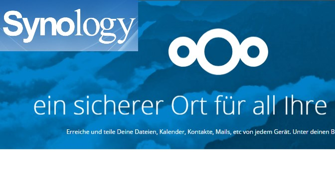 Nextcloud Installation auf Synology