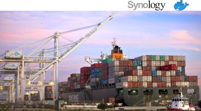 Docker Container mit Synology DSM