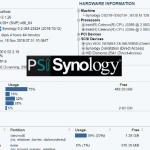 phpSysInfo Installation auf Synology