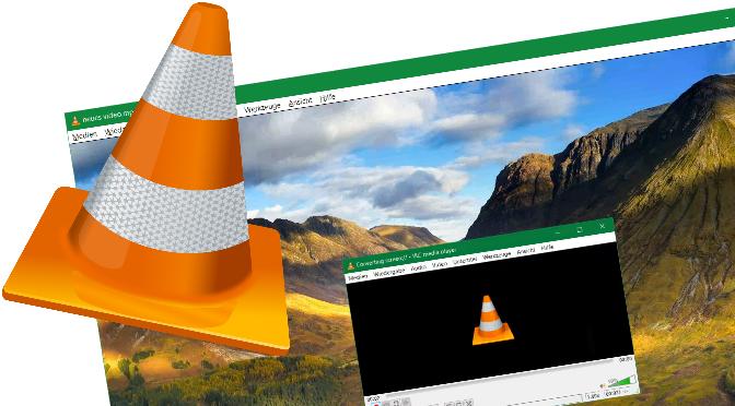 Desktop mit VLC aufnehmen