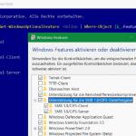 Windows 10 beitreten zu AD-Domäne