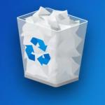 Windows Papierkorb ist verschwunden