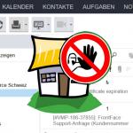 Kopano schutz mit Fail2ban