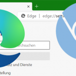 Microsoft-Edge-Browser auf Chromium