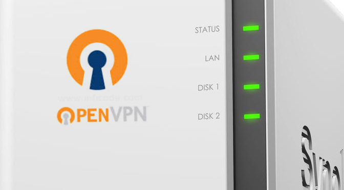 Synology OpenVPN Installation