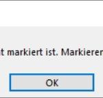 Outlook Drucken ist nicht möglich