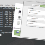 Disable Linux Mint automatic login