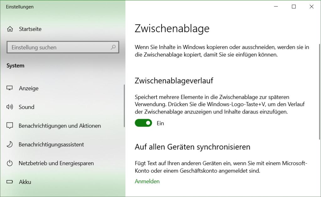 windows_zwischenablageverlauf_aktivieren