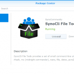 How to Install Nano on Synology NAS