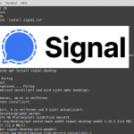 How to Install Signal on Linux