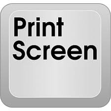 How the Print Screen Button works