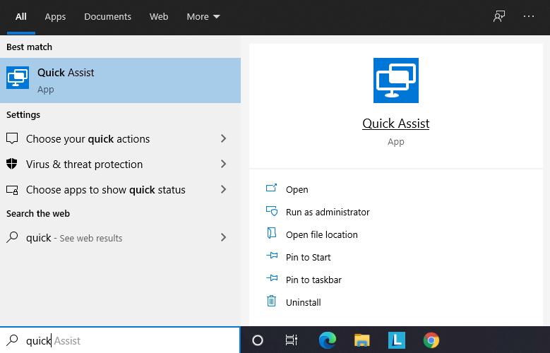 quick_assist_app