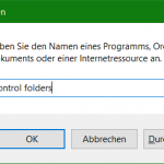 Windows view file extensions
