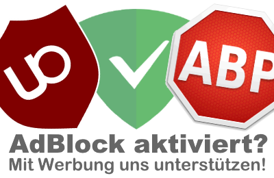 AdBlock deaktivieren hilft uns