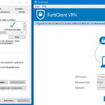 Credential or ssl vpn configuration is wrong