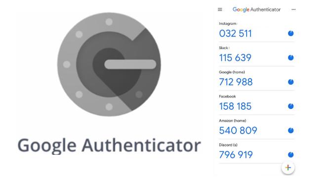 Umzug von Google Authenticator auf neues Gerät
